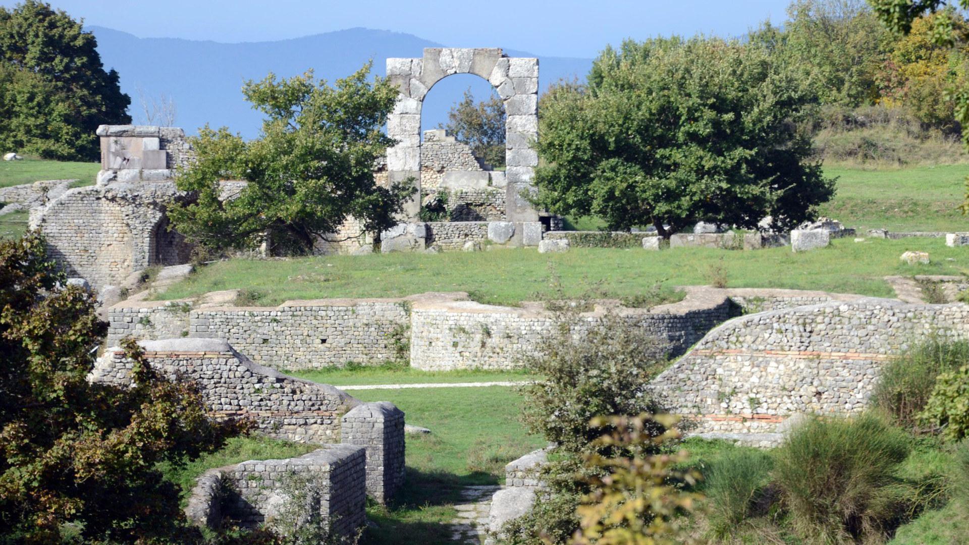 Carsulae Terni Umbria