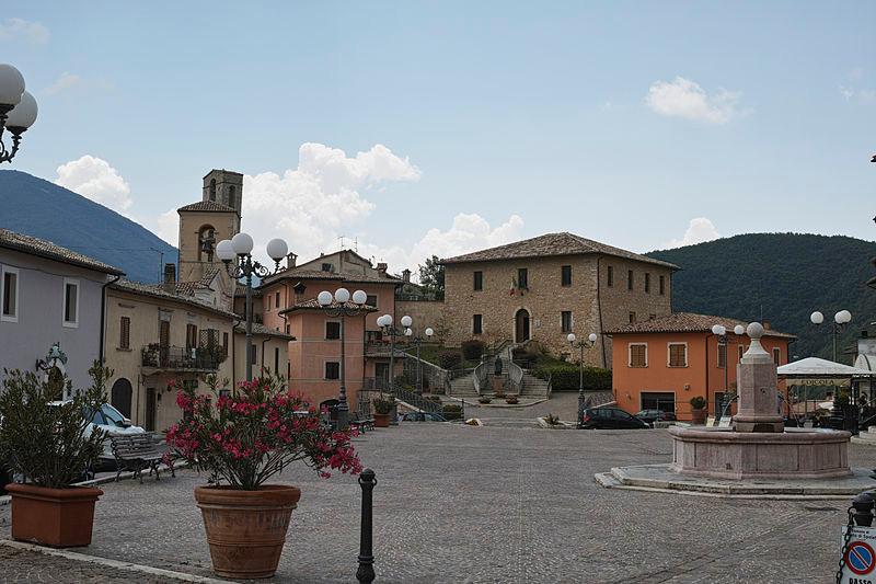 Cerreto di Spoleto Valnerina Umbria