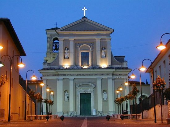 Basilica di San Valentino Terni patrono